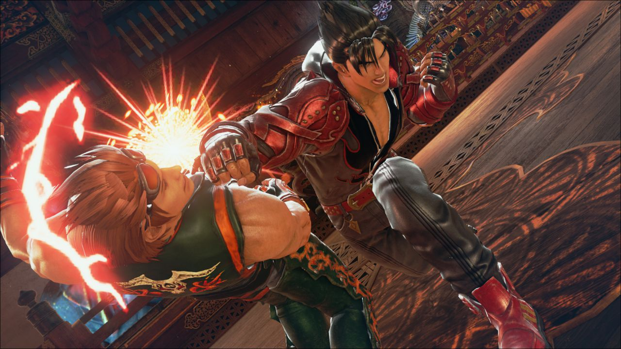 Non ci saranno animali nel roster di Tekken 7