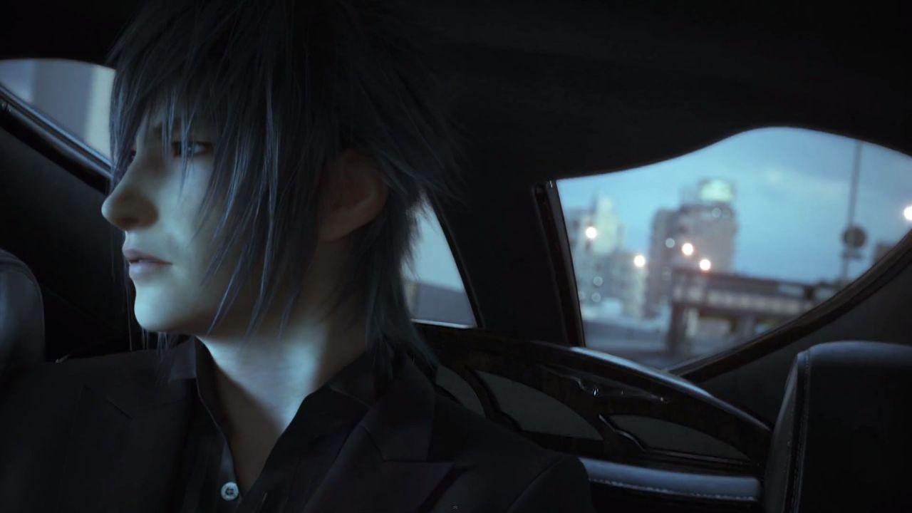 Non ci saranno novità su Final Fantasy XV alla Paris Games Week