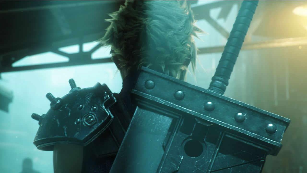 Non ci saranno nuovi personaggi nel remake di Final Fantasy VII, assicura Nomura