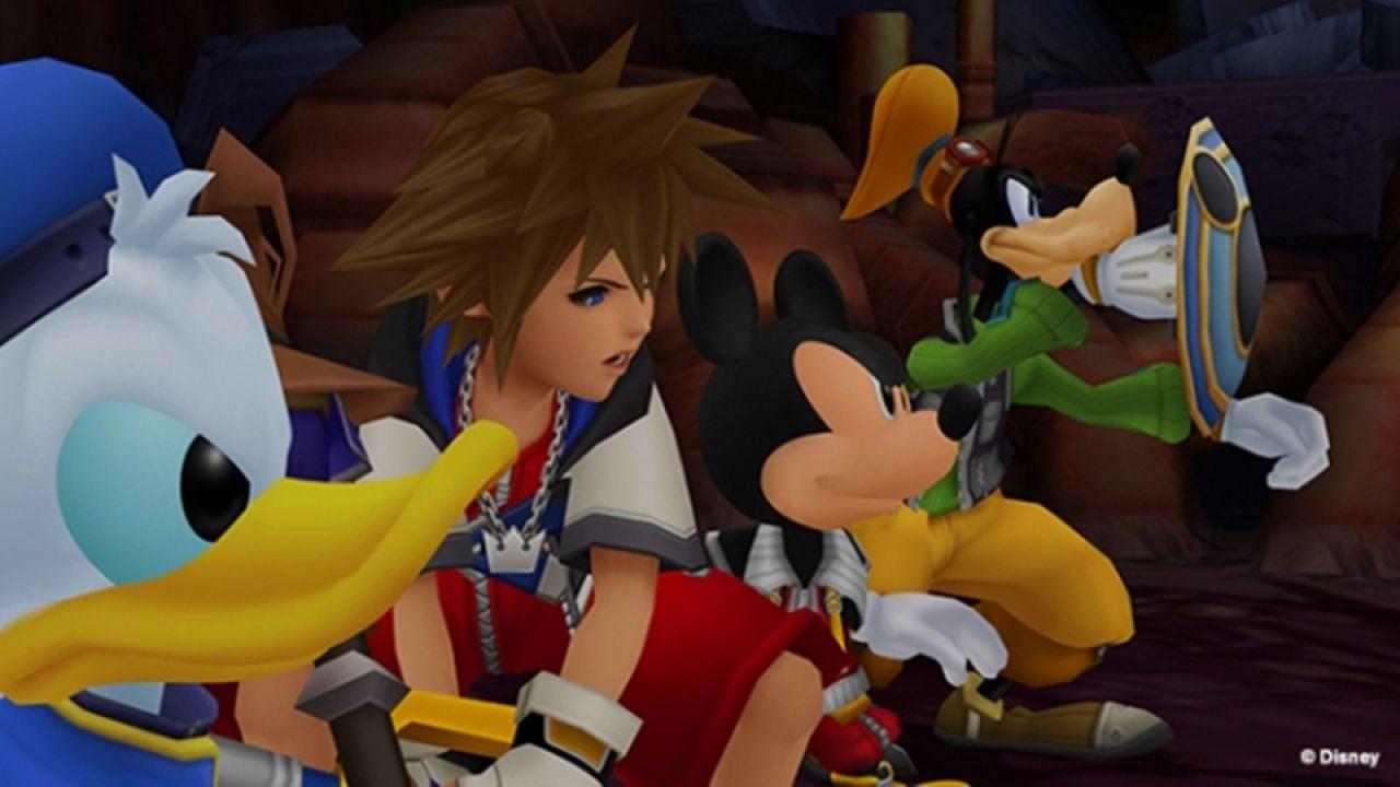 Non sono in programma versioni PS4 per Kingdom Hearts 1.5 e 2.5 Remix, afferma Nomura