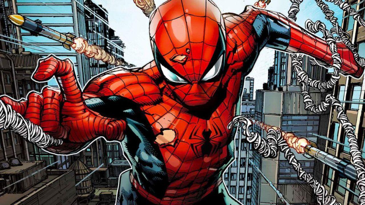 Non-Stop Spider-Man: Peter Parker diventa John Wick nella nuova serie a fumetti