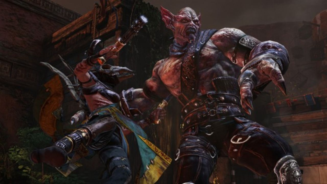 Nosgoth: video gameplay del gioco