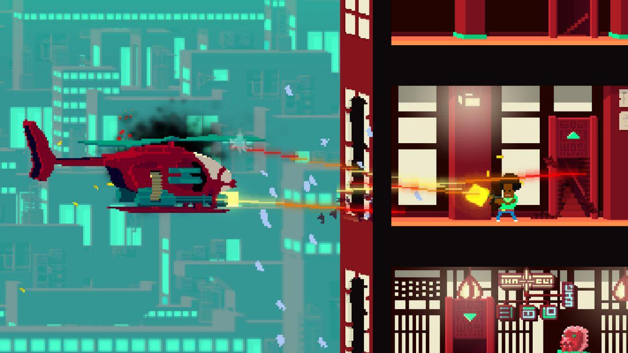 Not A Hero debutterà su PlayStation 4 a febbraio