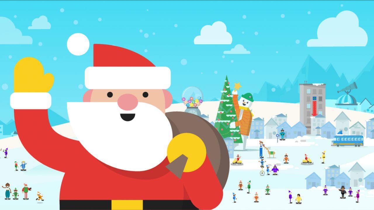 Novità per Google Assistant: ora può chiamare Babbo Natale