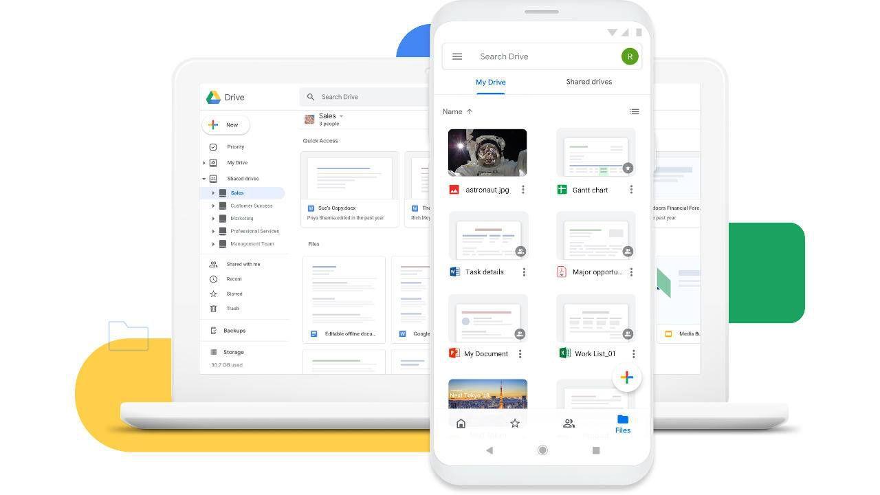 Novità per Google Drive: dopo 30 giorni i file nel cestino saranno cancellati