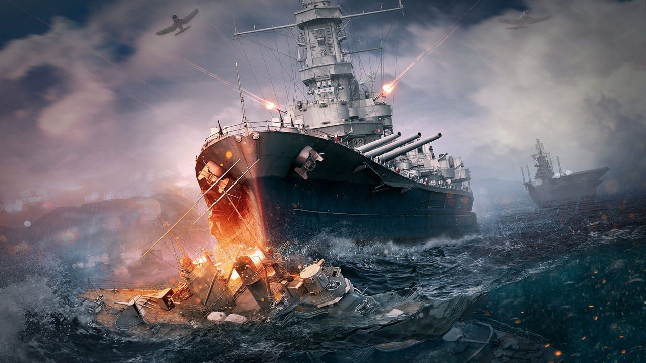 Novità di World of Warships: partono i Test Pubblici per l'update 0.9.3