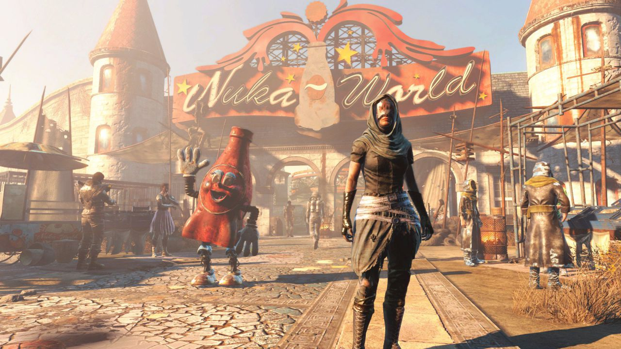 Nuka World potrebbe non essere l'ultimo DLC di Fallout 4