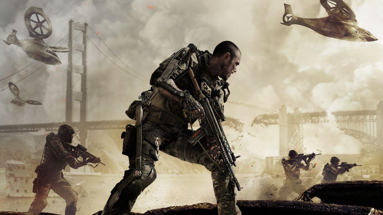 Nuova arma gratuita per tutti i possessori di Call of Duty Advanced Warfare