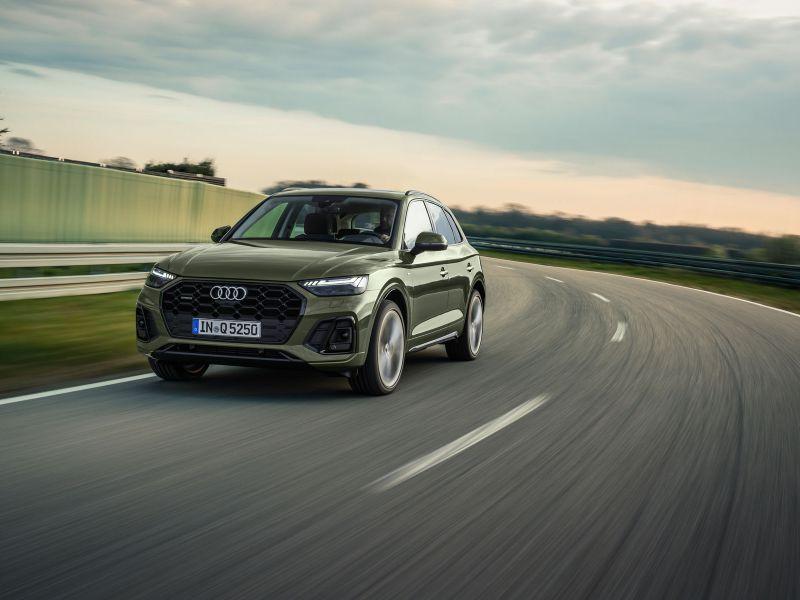 Nuova Audi Q5 2020: il SUV tedesco diventa Mild e Plug-In Hybrid