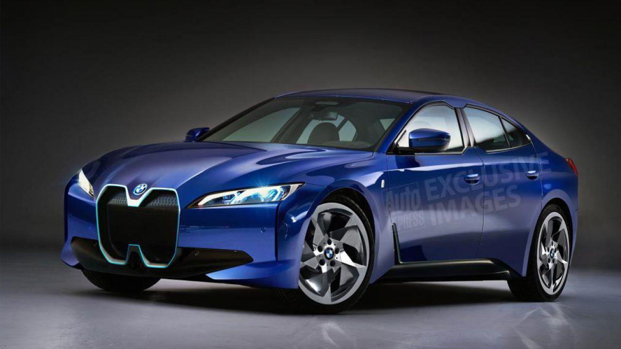 Nuova BMW i4: 600 km di autonomia alla conquista del mercato mainstream