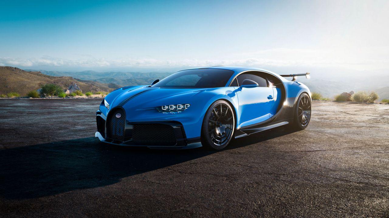 Nuova Bugatti Chiron Pur Sport: 3 milioni di euro per 1.500 CV
