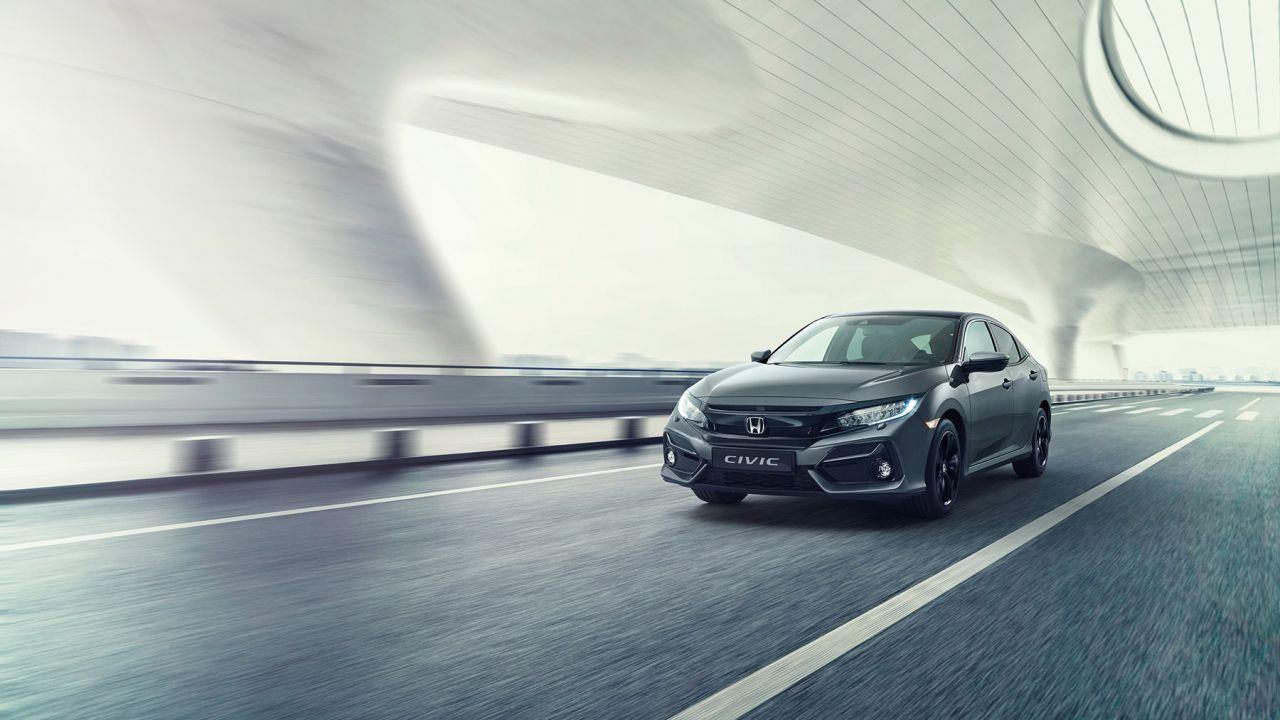 Nuova Honda Civic 2020: motori Turbo VTEC e sistemi di sicurezza SENSING