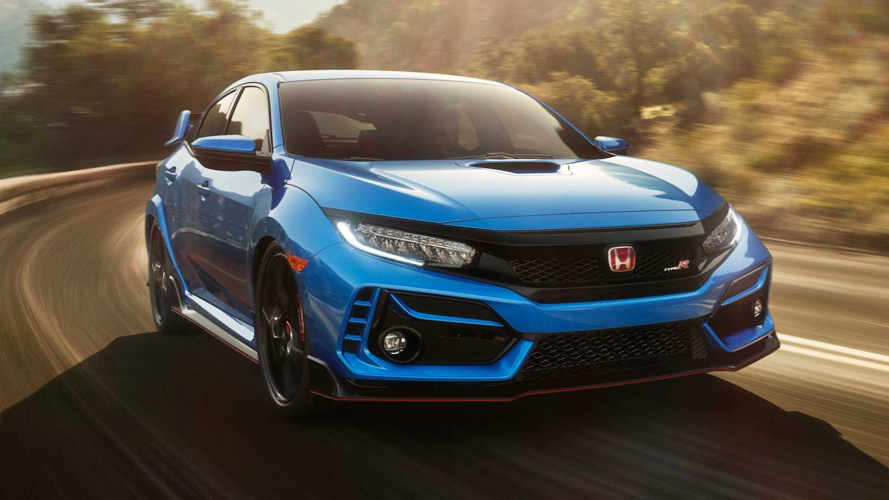 Nuova Honda Civic Type R 2020: 306 CV e sistemi di assistenza Honda Sensing