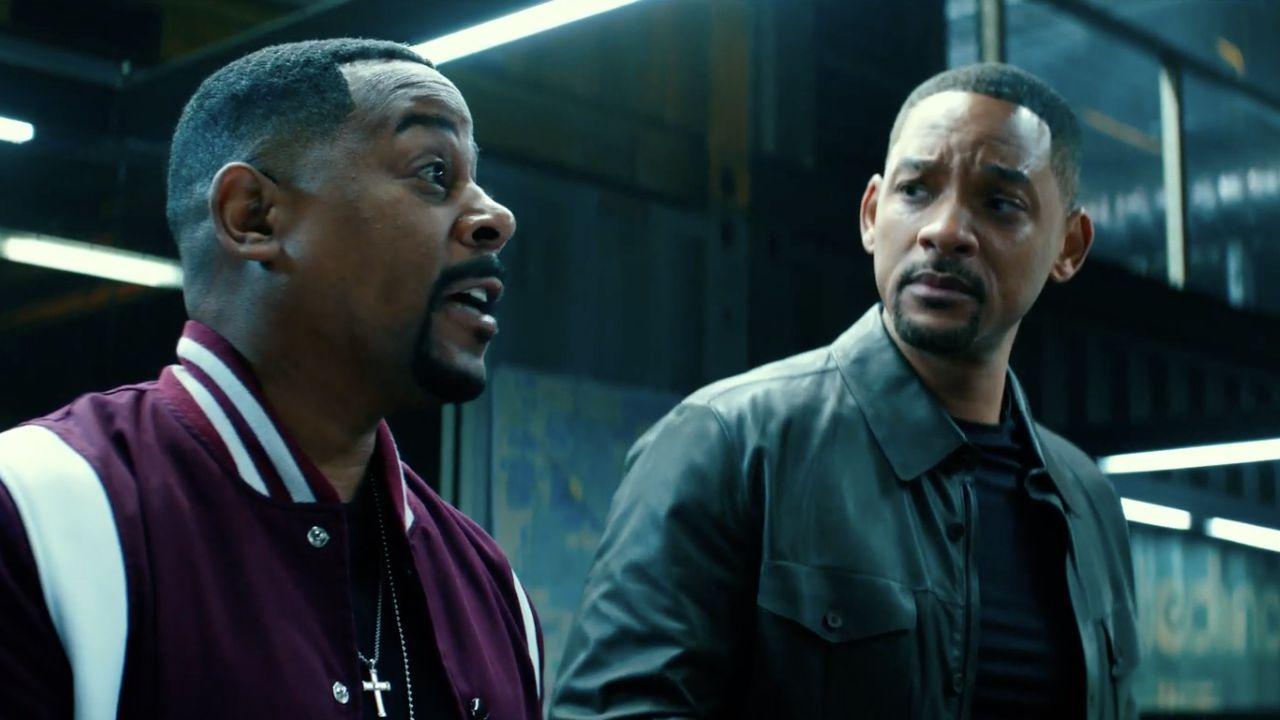 Nuova immagine ufficiale di Bad Boys For Life con Will Smith e Martin Lawrence