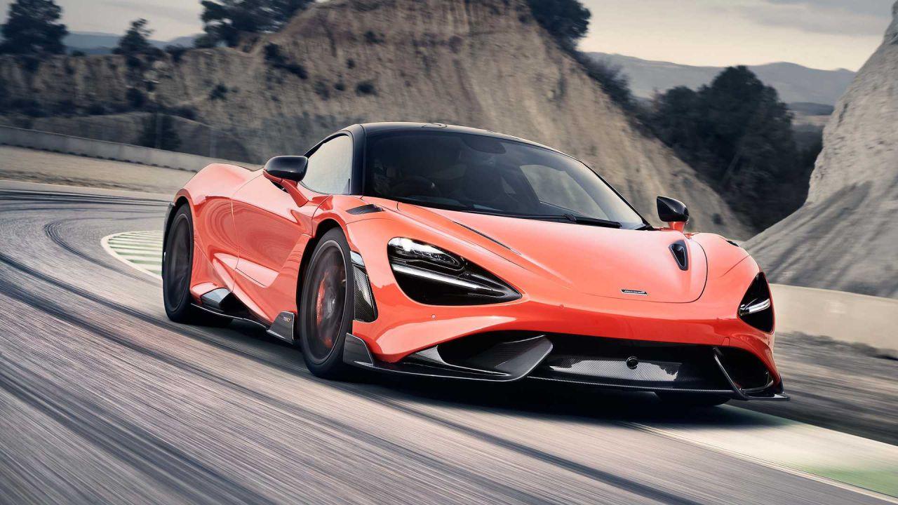 Nuova McLaren 765LT: la sportiva da 765 CV esisterà in 765 unità