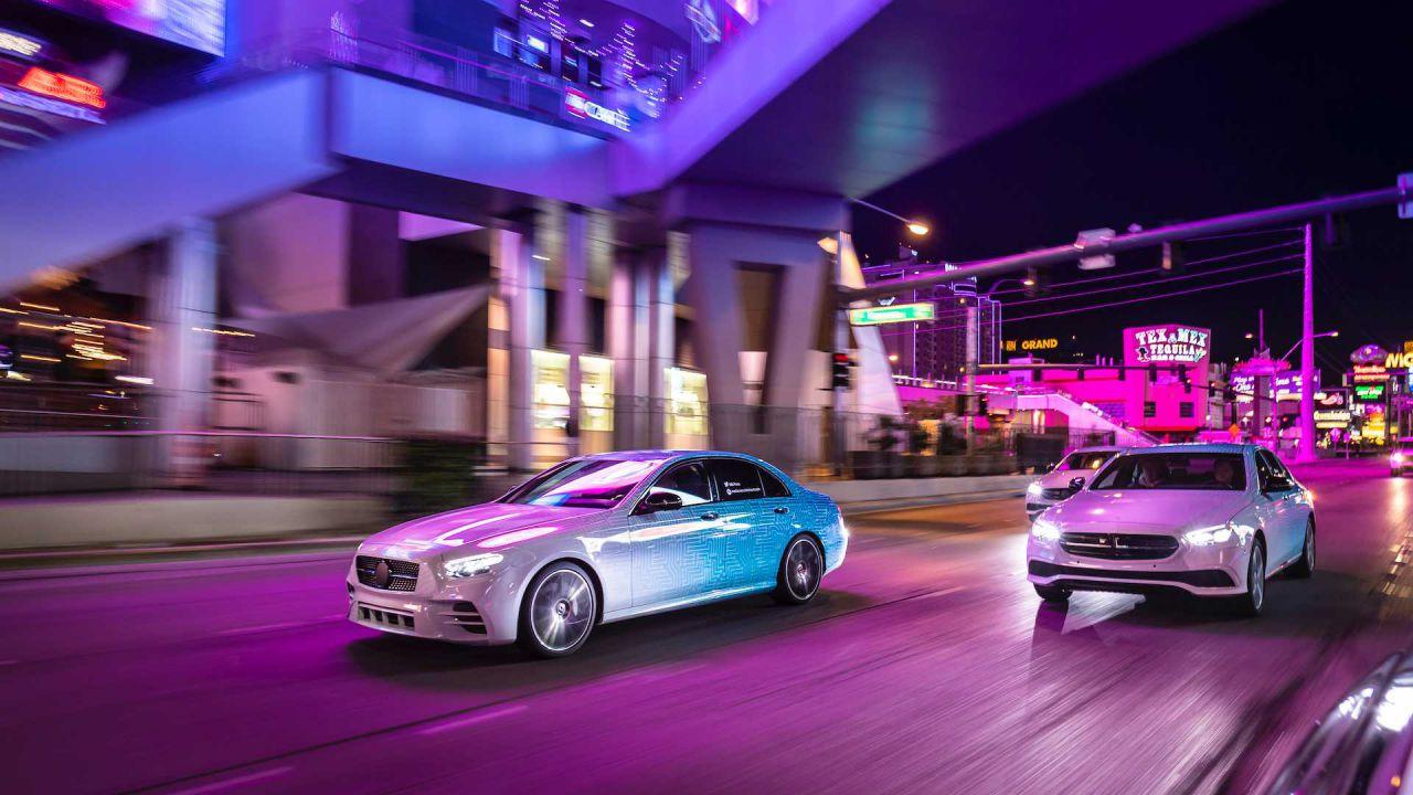 Nuova Mercedes-Benz Classe E 2020: la berlina tedesca diventa ibrida plug-in