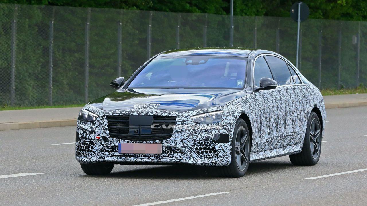 Nuova Mercedes Classe S: in arrivo la guida autonoma di Livello 3?