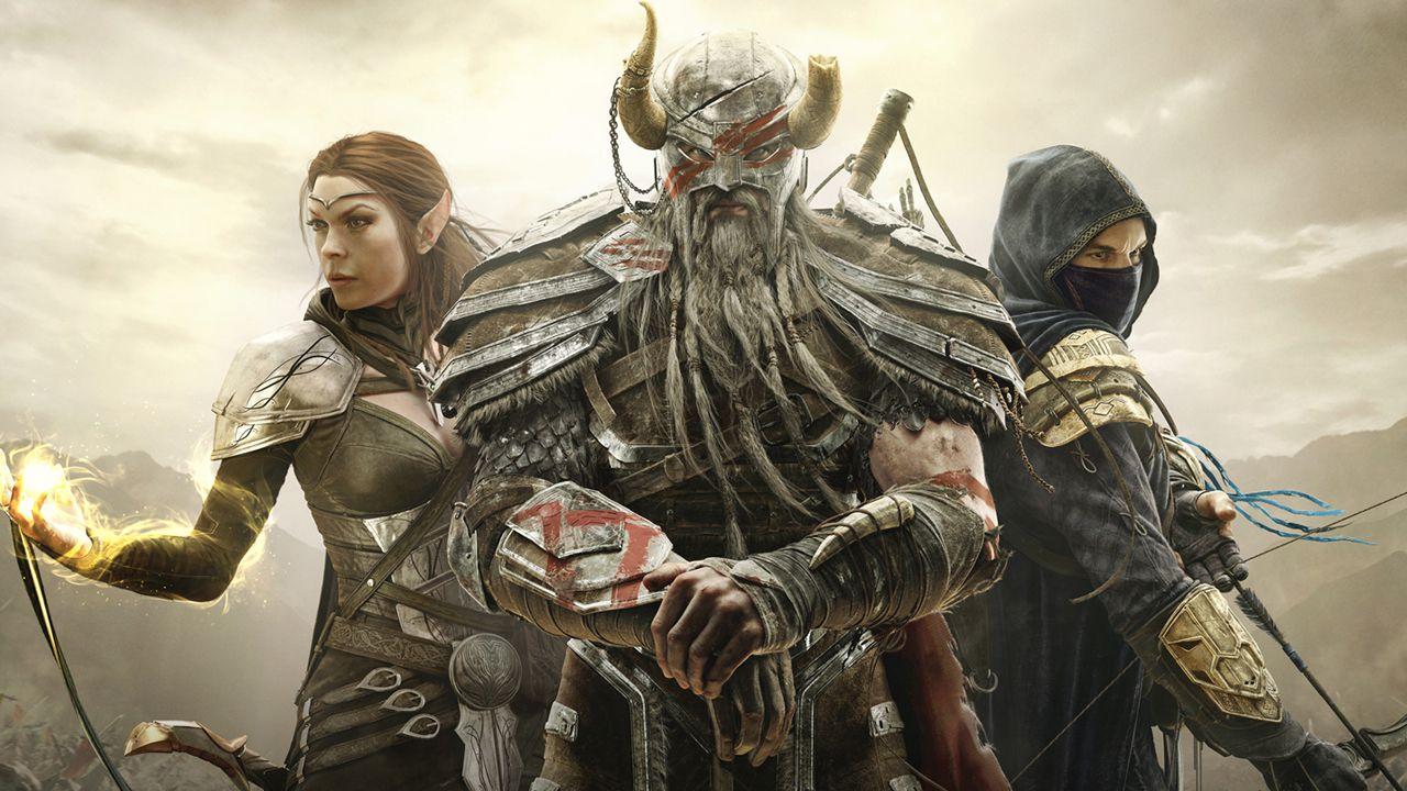 Nuova patch da 15.9 GB per le versioni console di The Elder Scrolls Online