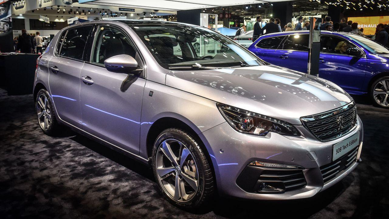 Nuova Peugeot 308 Tech Edition: l'auto del Leone fa il pieno di tecnologia