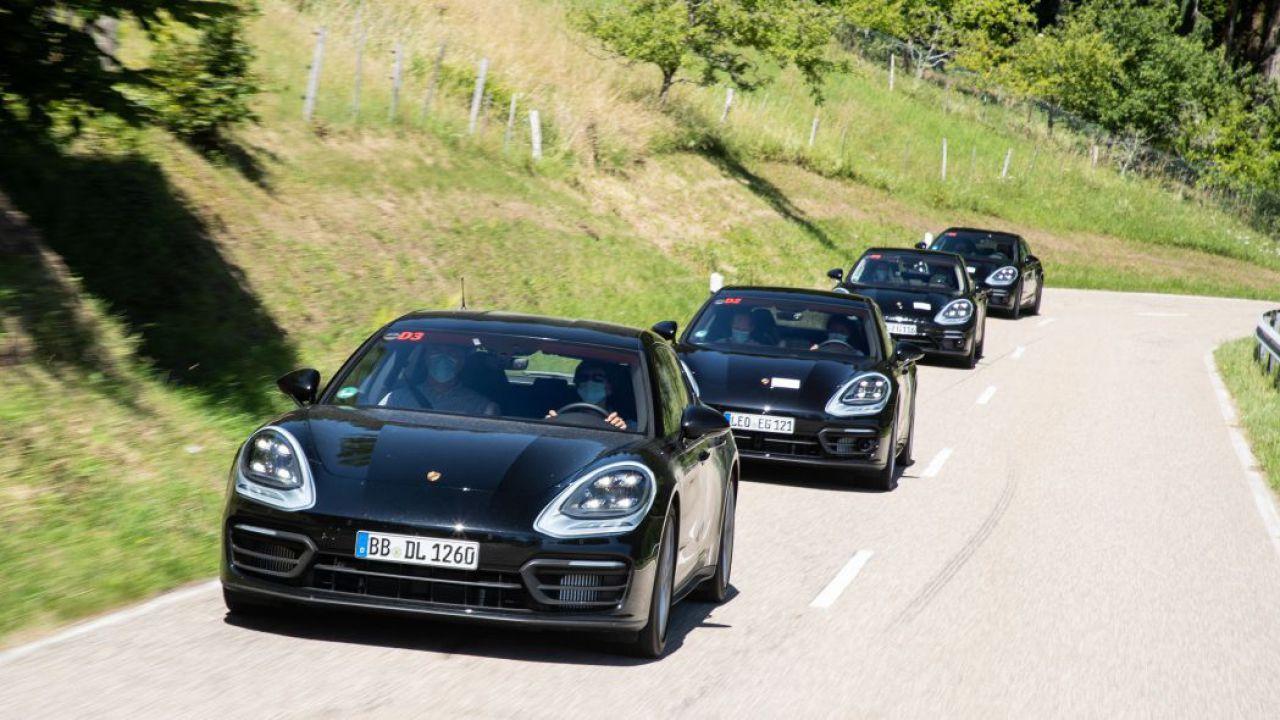 Nuova Porsche Panamera 2021: torna la Turbo S e si rinnova l'ibrido