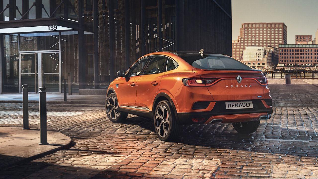 Nuova Renault Arkana, il crossover ibrido per l'Europa