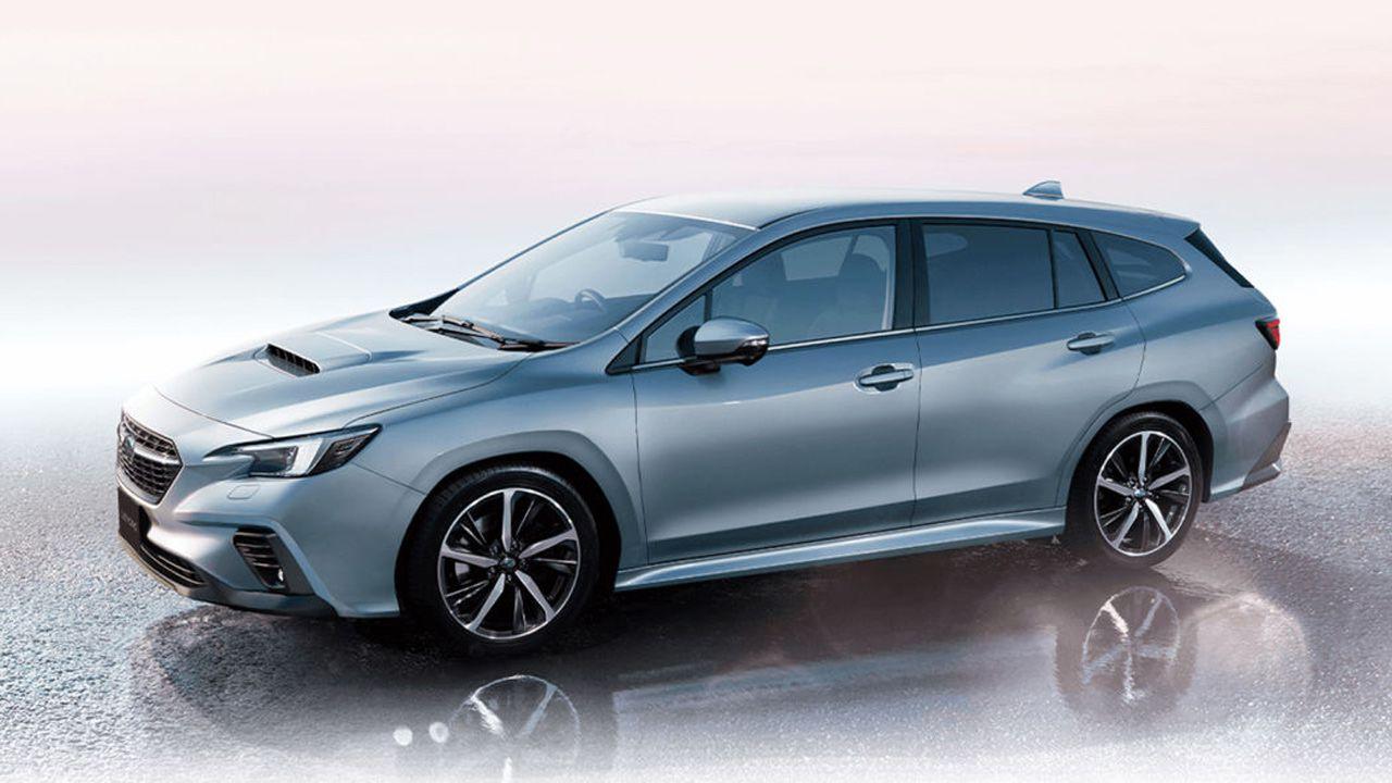 Nuova Subaru Levorg, la station wagon che anticipa la futura WRX