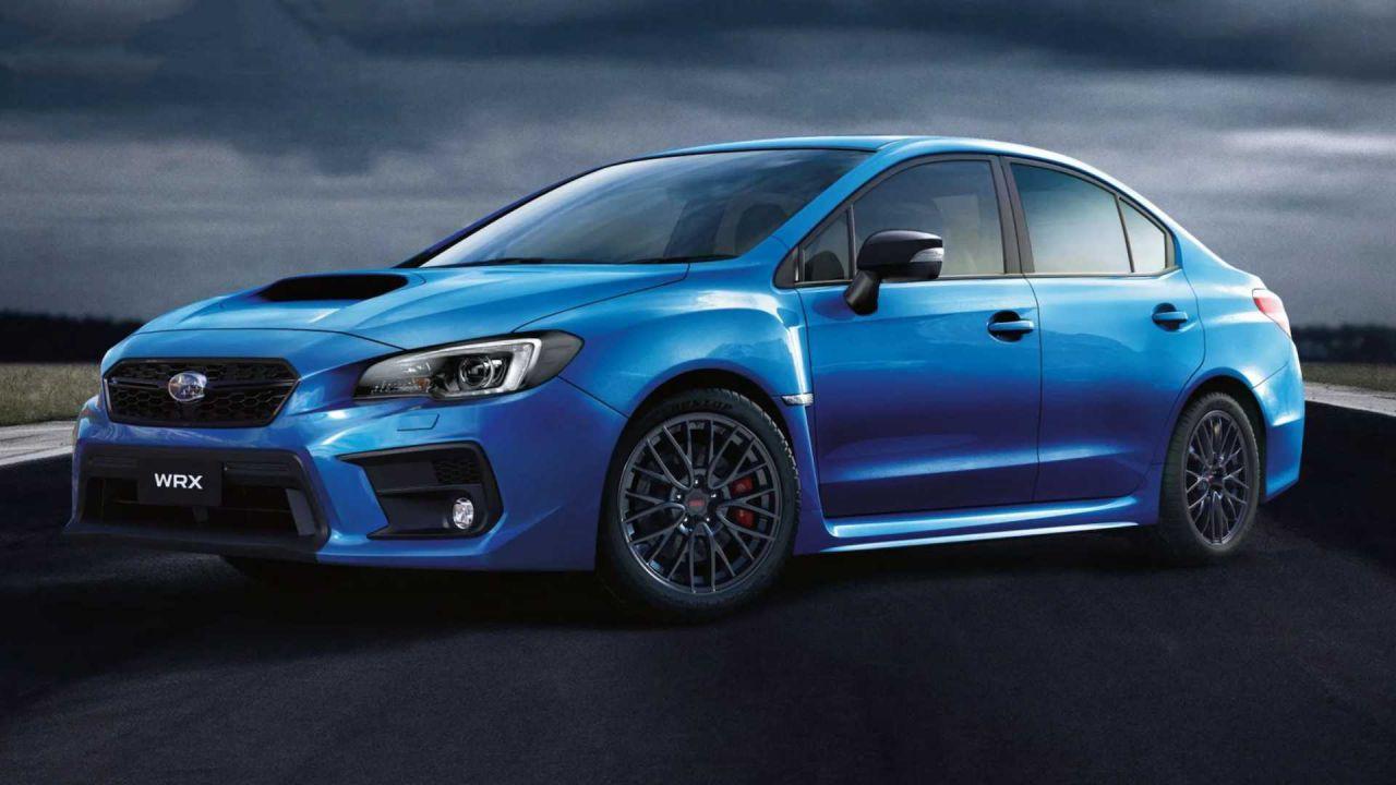 Nuova Subaru WRX Club Spec: purtroppo la vettura arriva solo in Australia
