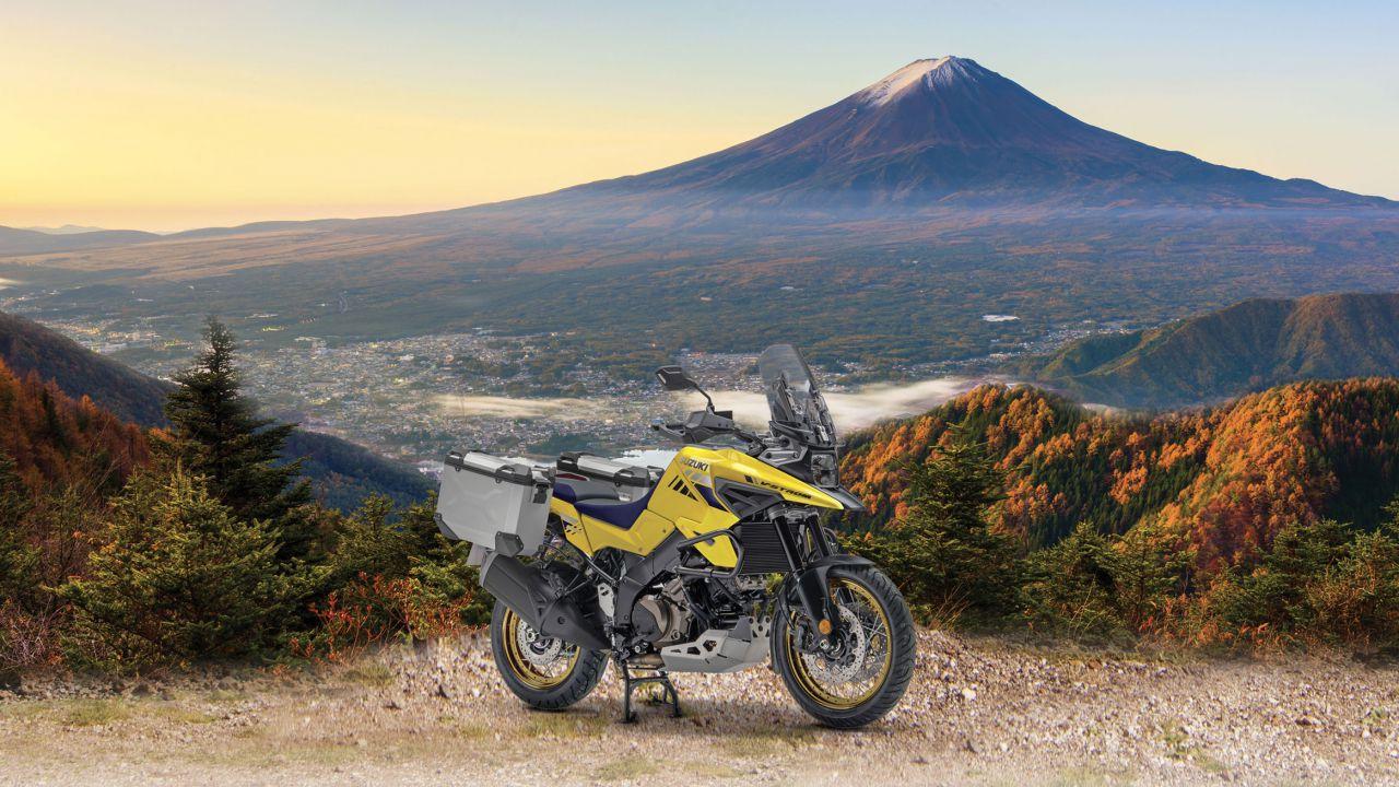 Nuova Suzuki V-Strom 1050 XT Pro, caratteristiche, prezzo e finanziamento
