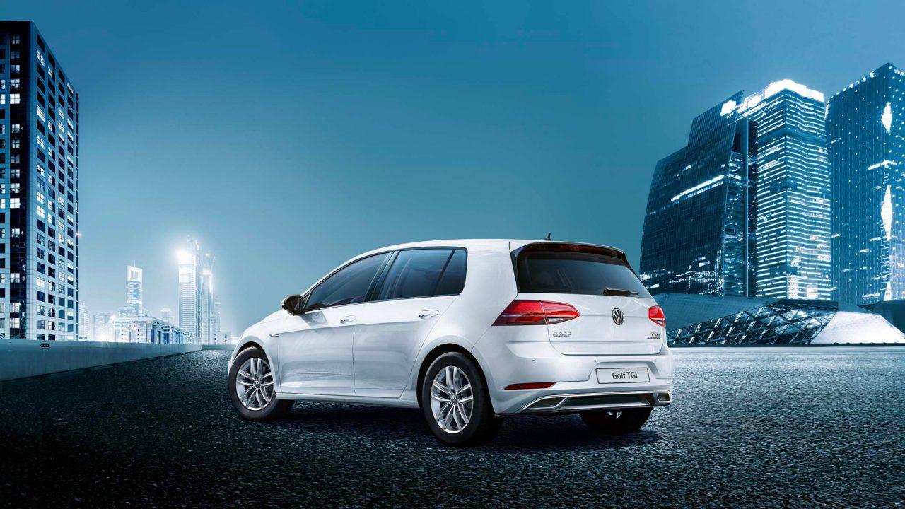 Nuova Volkswagen Golf TGI a metano: 130 CV e oltre 400 km di autonomia