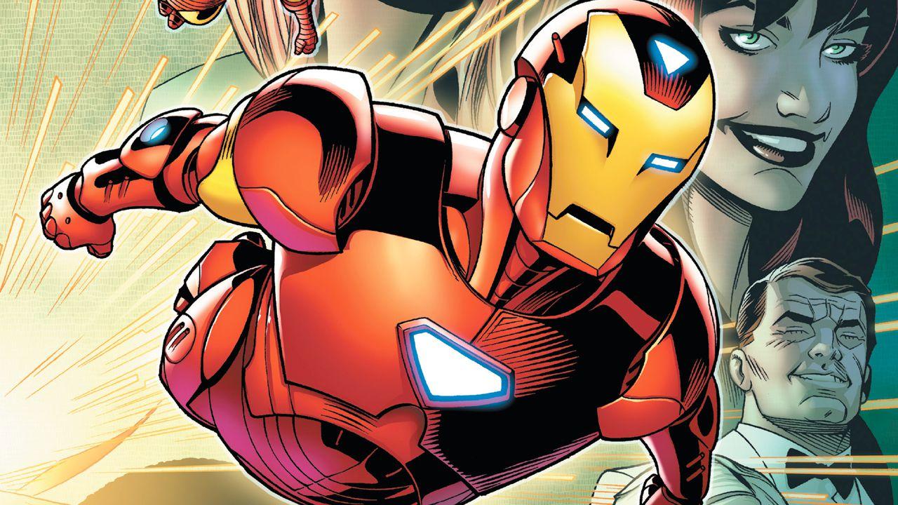Nuove anticipazioni confermano che Iron Man assumerà un ruolo a dir poco impensabile!