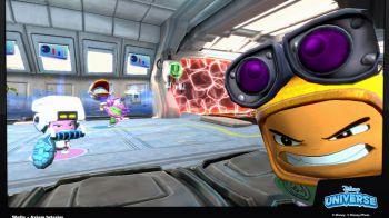 Nuove avventure per Disney Universe con lo scenario e i personaggi di Phineas e Ferb