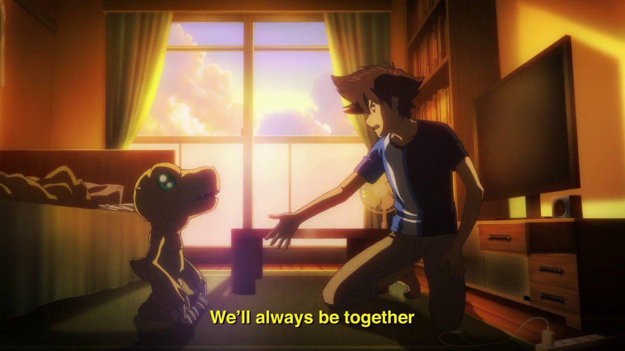 Nuove forme in Digimon Adventure Last Evolution Kizuna per Agumon e Gabumon?