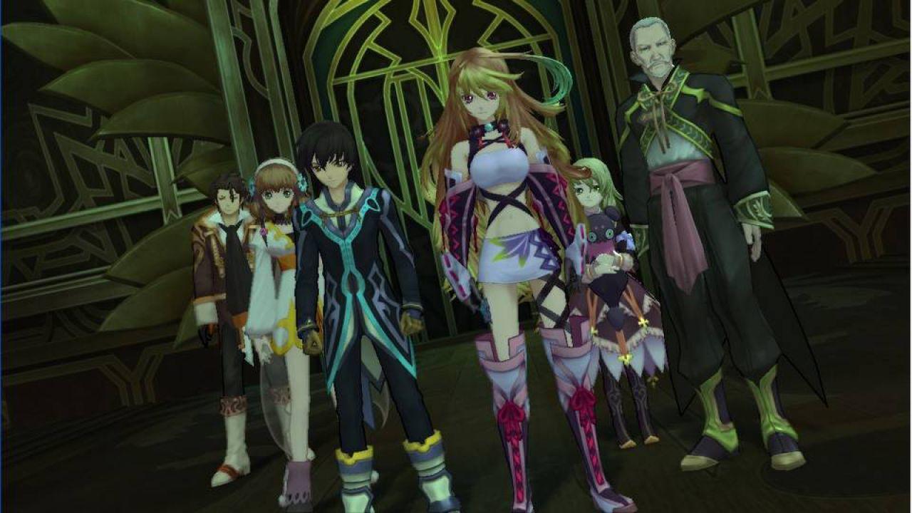 Nuove immagini della versione occidentale di Tales of Xillia