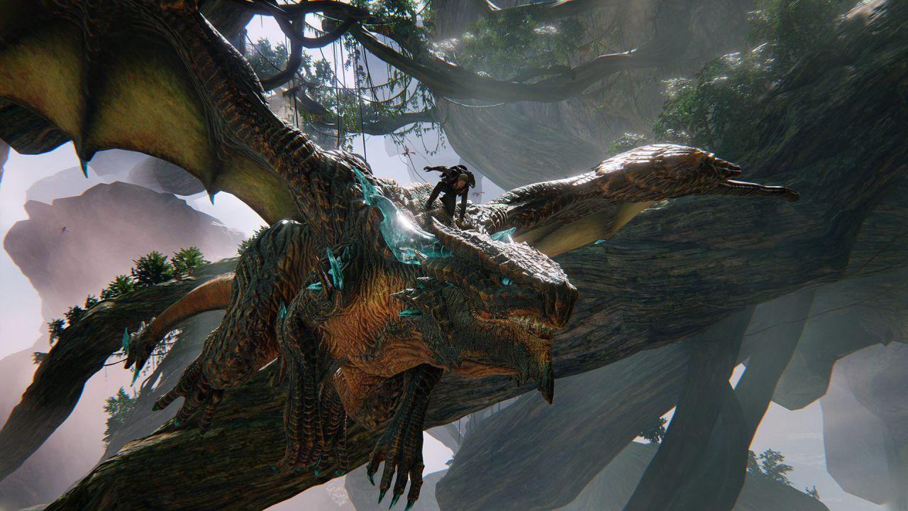 Nuove immagini e dettagli per Scalebound