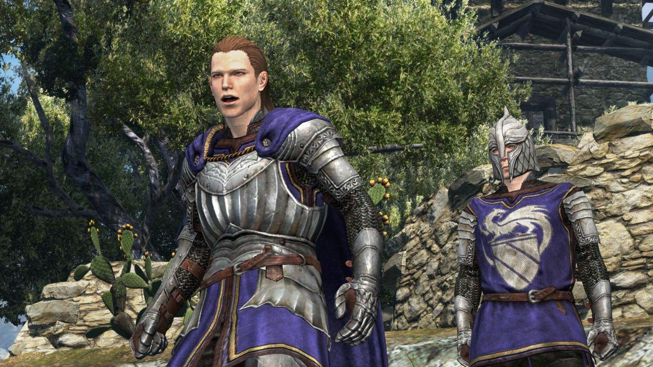 Nuove immagini di Dragon's Dogma Online dedicate alle ambientazioni del gioco