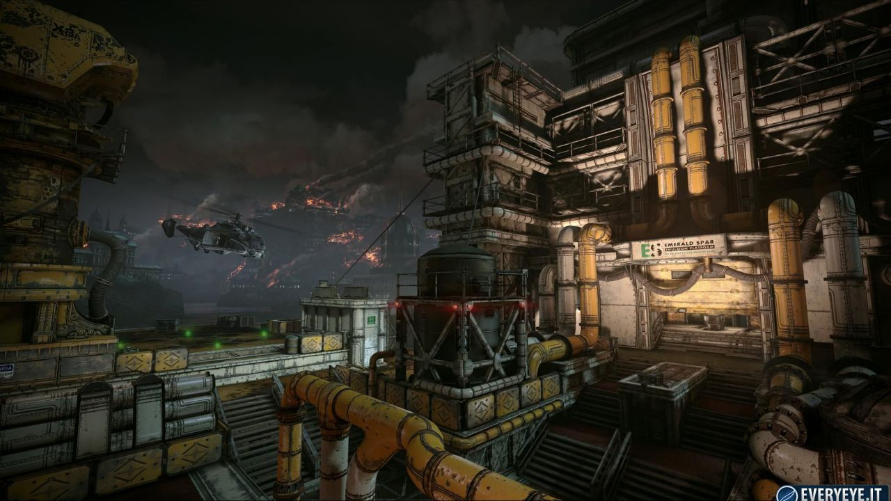 Nuove immagini di Gears of War: Judgment