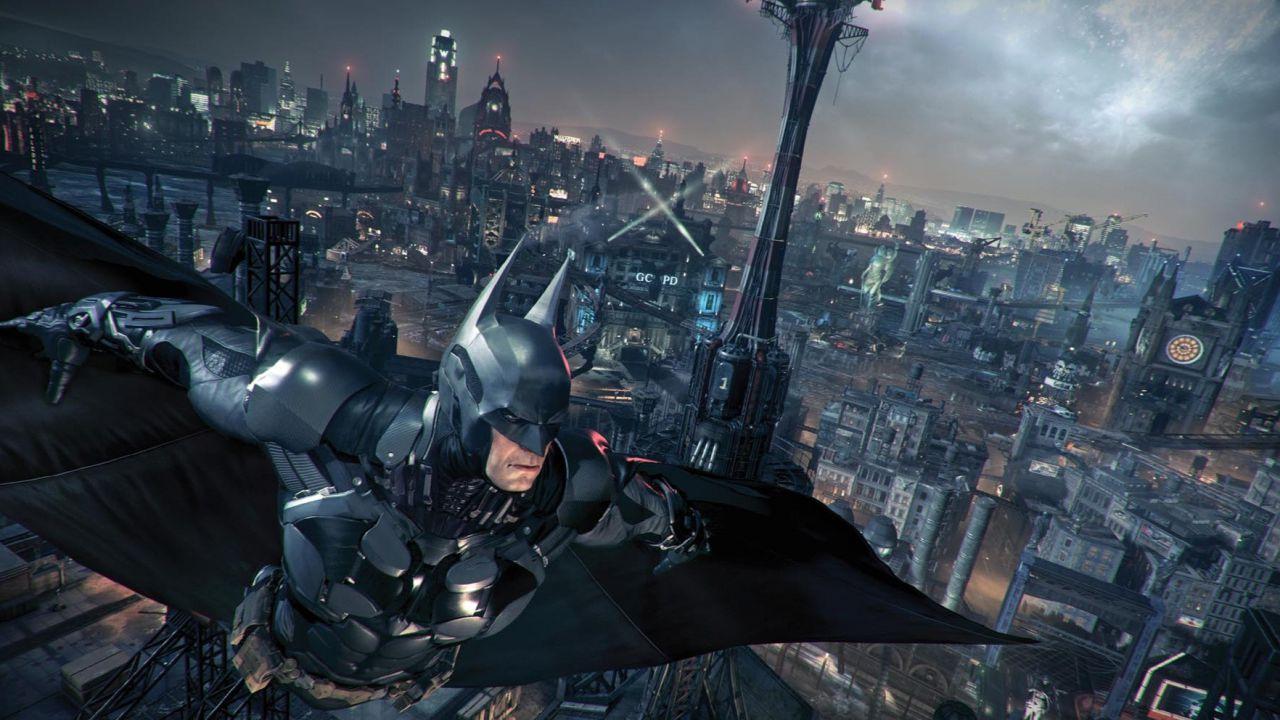 Nuove immagini inedite di Batman Arkham Knight