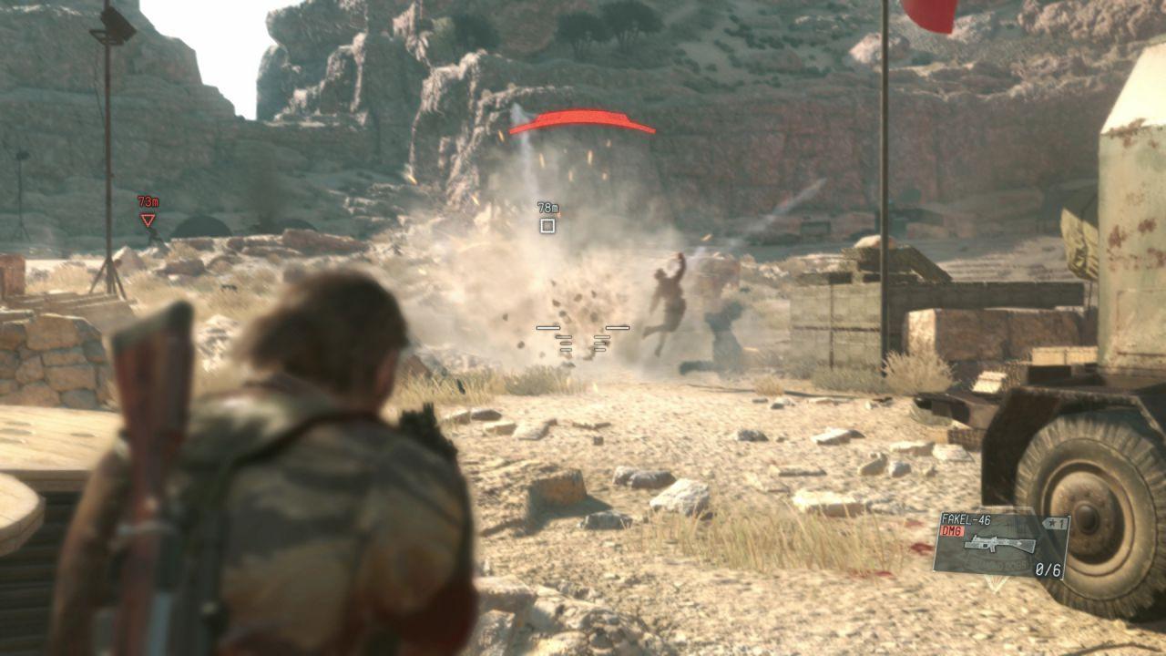 Nuove immagini di Metal Gear Solid 5 The Phantom Pain