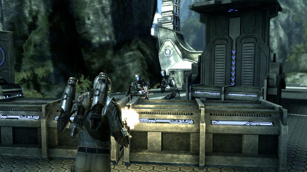 Nuove immagini PC per Dark Void