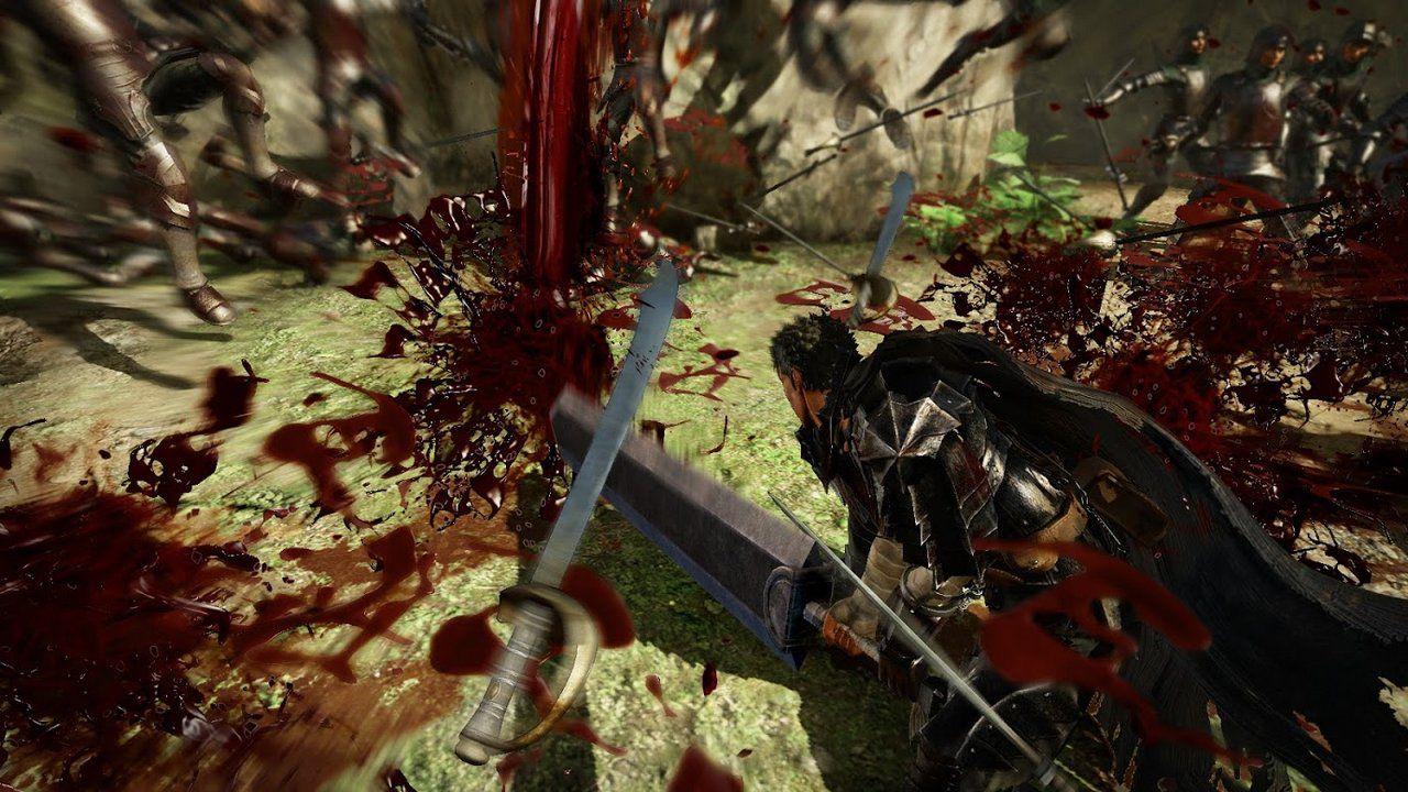 Nuove immagini per Berserk Warriors