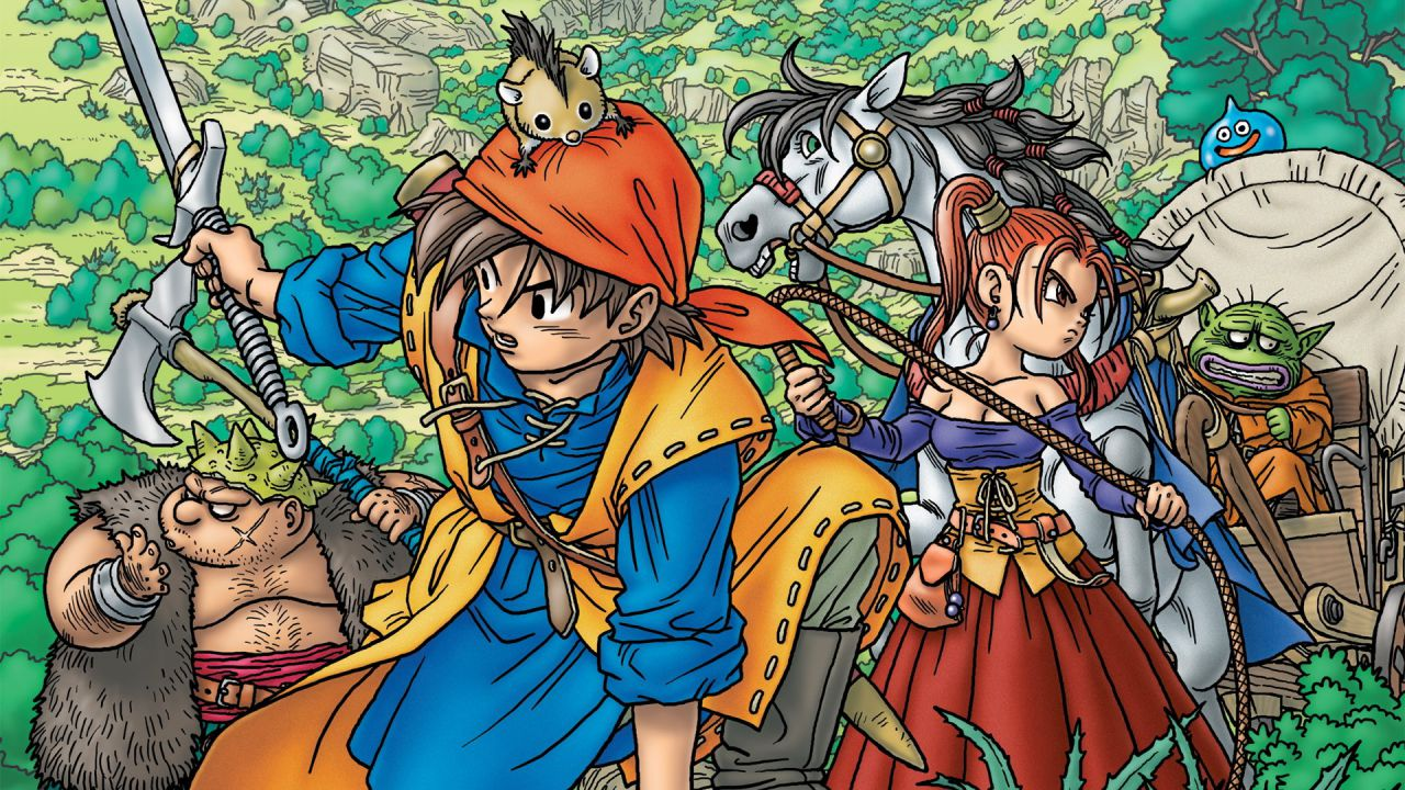 Nuove immagini per Dragon Quest VIII su Nintendo 3DS