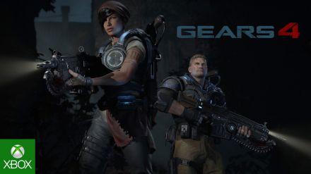 Nuove immagini per Gears of War 4