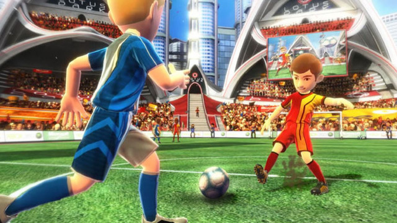 Nuove immagini per Kinect Sports