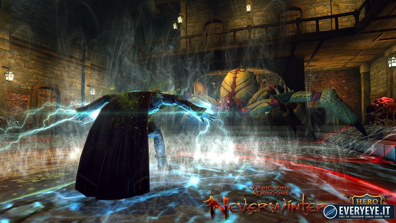 Nuove immagini per l'MMO Neverwinter