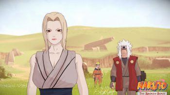 Nuove immagini per Naruto : The Broken Bond