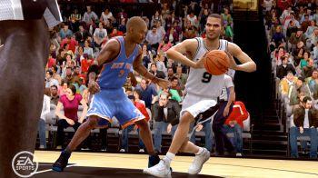 Nuove immagini per NBA Live 09