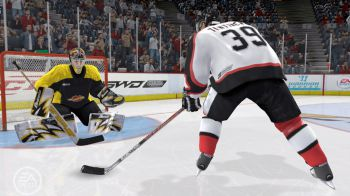 Nuove immagini per NHL 09