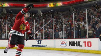 Nuove immagini per NHL 2K10