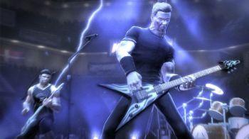 Nuove immagini per la versione Wii di Guitar Hero Metallica