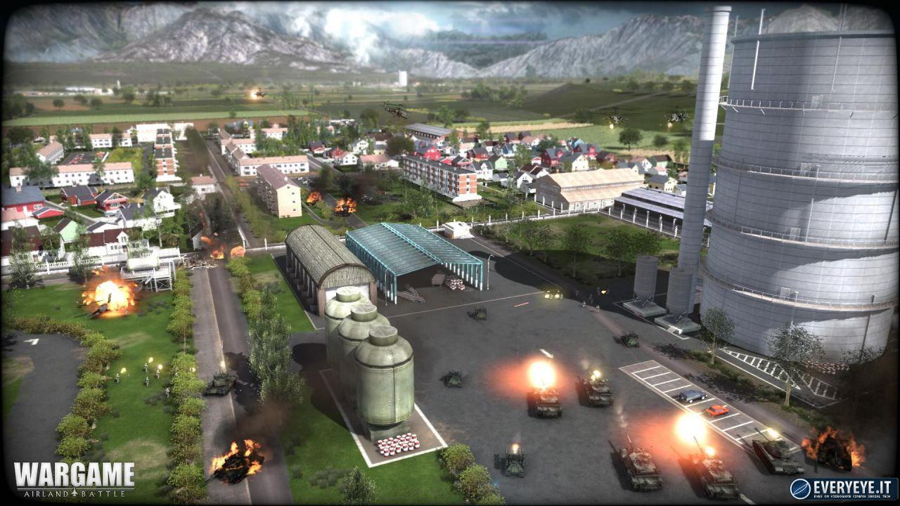 Nuove immagini per Wargame Airland Battle